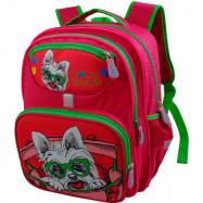 Распродажа! рюкзак для девочки 1806-6 Щенок Stelz