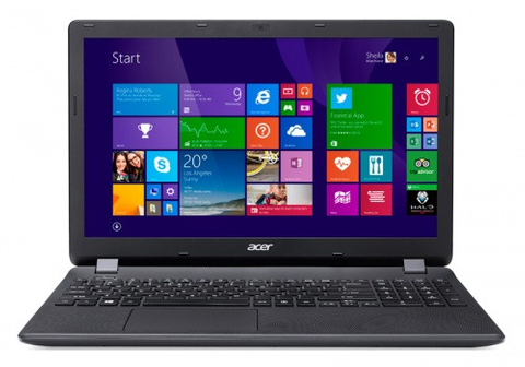 "Распродажа. Ноутбук Acer Extensa EX2519-P47W Pentium N3710/4Gb/500Gb/Intel HD Graphics 405/15.6""/HD (1366x768)/Windows 10 Home/black/WiFi/BT/Cam/3500mAh"