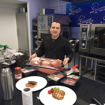 Обучим готовить в Краснодаре! Кулинарный мастер класс в Краснодаре!