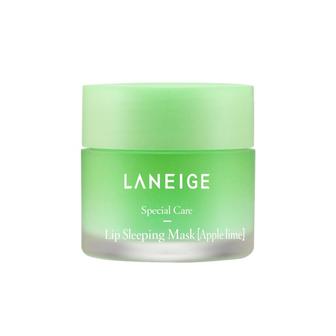 Распродажа. Ночная маска для губ с ароматом лайма Laneige Lip Sleeping Mask Apple Lime 20гр