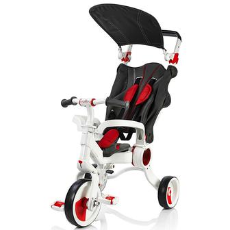 Скидка 19%,  Детская коляска-велосипед GALILEO Strollecycle 4 в 1