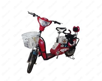Скидка 11600 руб. Электровелосипед SHANDAO (Розовый)