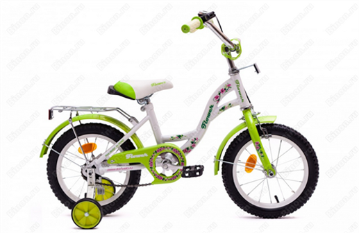 Скидка 1130 руб. Велосипед BMX FLOWER 121003FL 12