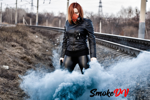 """Что такое цветной дым? И с чем его """"едят""""?"""