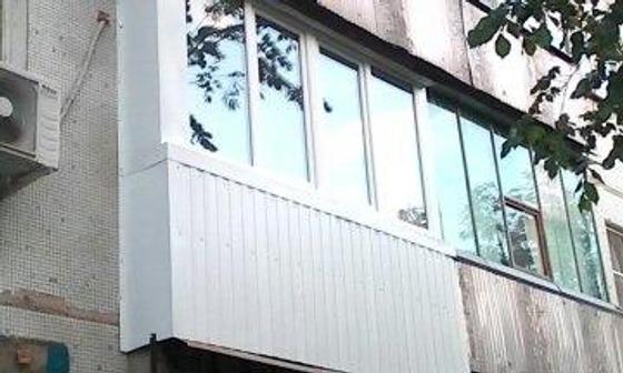 Преимущества балконных рам!