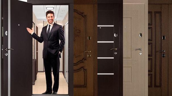 Металлические двери, межкомнатные двери