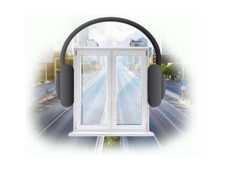 Защищают ли пластиковые окна от шума