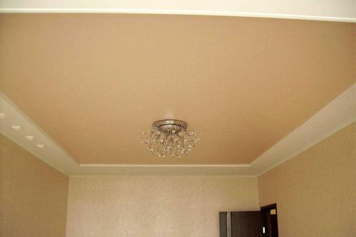 Хотите обновить потолок