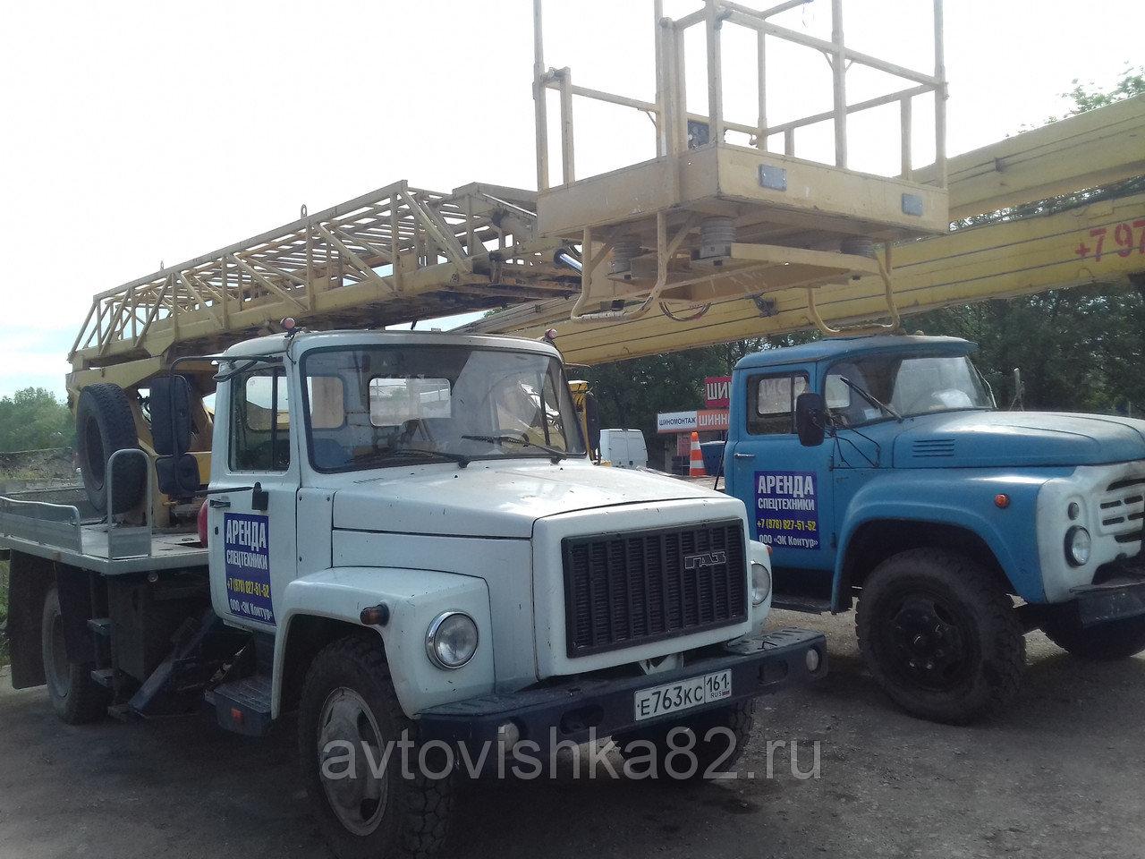 Аренда Автовышки Крым