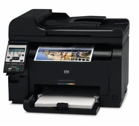 Ремонт цветного мфу HP LaserJet Pro 100 color M175 Ошибка датчика выкл вкл