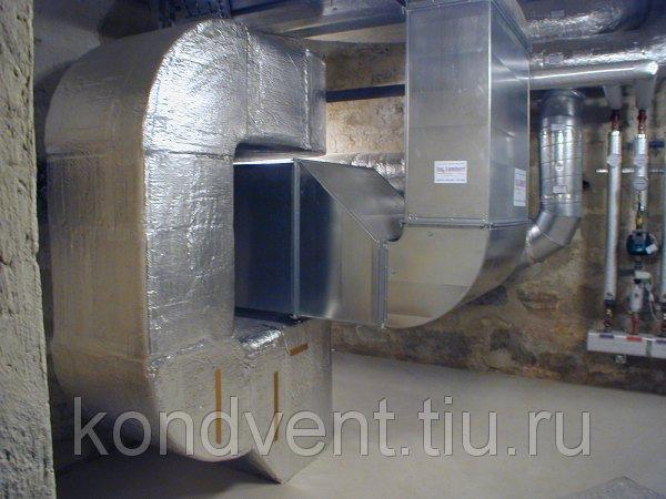 Вентиляция под ключ в Ростове и области