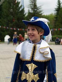 Костюм мушкетера напрокат в Екатеринбурге