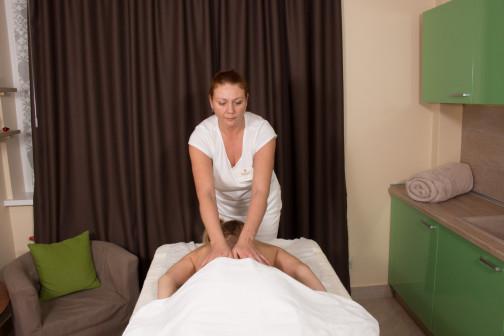 Оздоровительный массаж тела