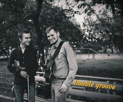 Дуэт Double Groove. Акустическая гитара и скрипка.