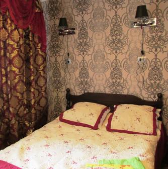ДВУХМЕСТНЫЙ ДЕЛЮКС с одной широкой кроватью