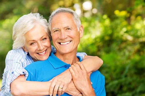 Стрижки для пенсионеров.