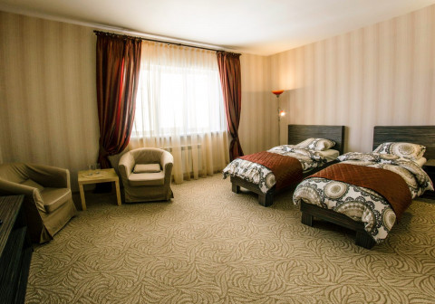 Гостиница Афоня
