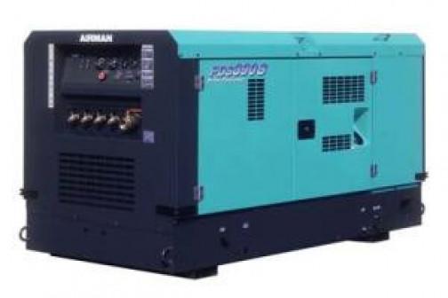 Компрессор 11 кубов AIRMAN PDS 390 для пескоструйных работ