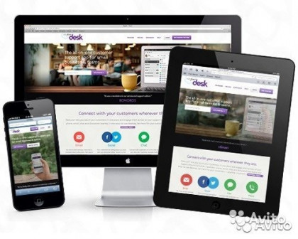 Создание сайтов. Интернет магазины (PHPShop, CS-Catt, OpenCart). Landing. SEO