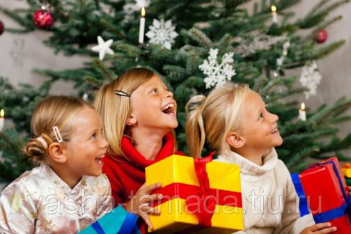 Новогоднее представление для школ (елка)