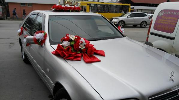 Прокат украшений на машину
