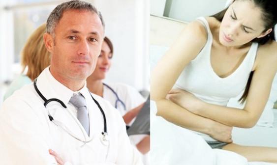 Первичный прием гастроэнтерологом