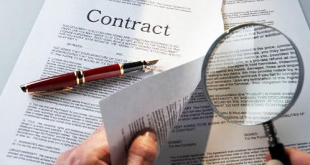 Составление договоров, соглашений