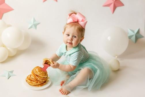 Фотосессия малышей от 3 до 12 месяцев