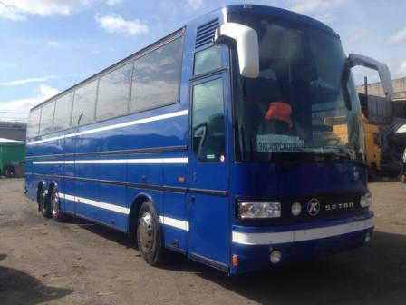 Заказ автобуса SETRA  S 215 HDH