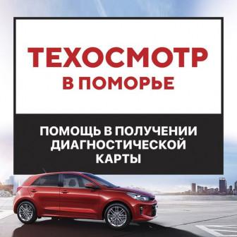 Тех осмотр в Архангельске