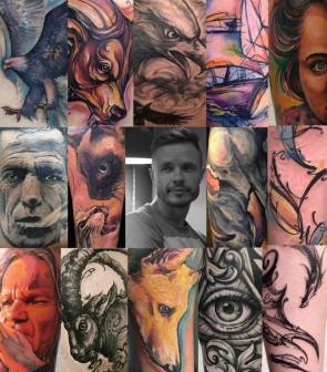 Be Art TATTOO studio Телефон для записи: 8911 814 01 17, каждый день с 10 до 21ч