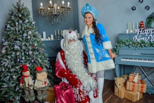 Дед Мороз и Снегурочка на дом! Казань