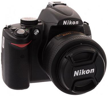 Ремонт фотоаппаратов Nikon D5000