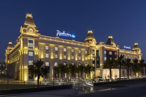 Горящий тур в Эмираты с прямым перелетом из Краснодара!  Отличный новый отель Radisson