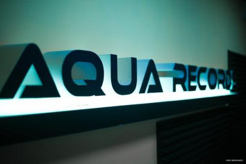 Запись песни на профессиональной студии Aqua Records