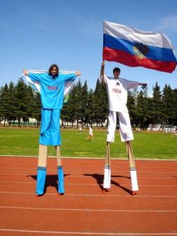 Организация и проведение спортивных мероприятий под ключ