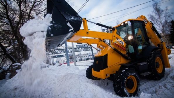 Уборка снега.Вывоз снега. Демонтажные работы