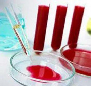 Биохимический анализ крови Железо