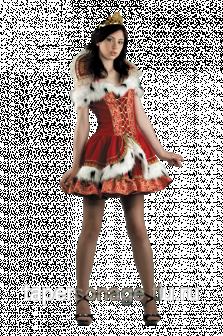Прокат карнавального костюма « Королева модница»