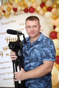Видеосъёмка свадебных торжеств