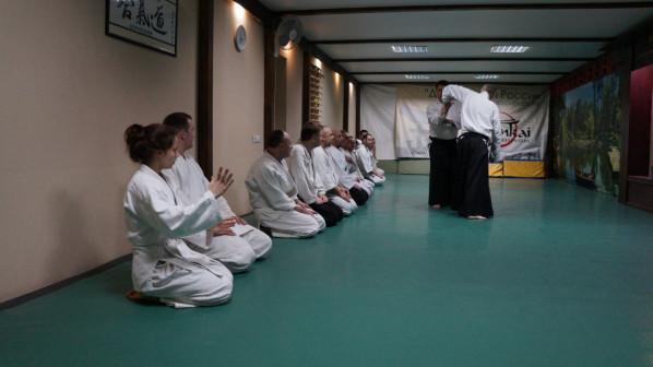 тренировки Айкидо