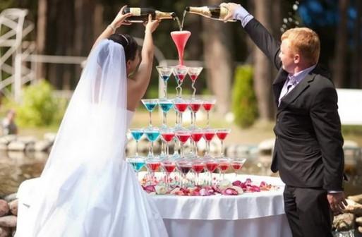 Выездной ресторан. Проведение свадьбы.