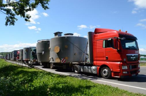 Автомобильная перевозка длинных грузов с доставкой