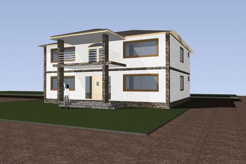 Построить дом по канадской технологии в Крыму