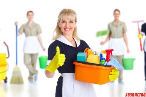 уборка домов , офисов ,коттеджей