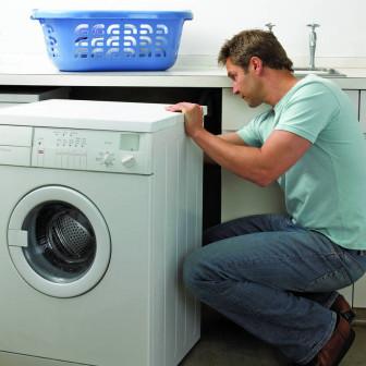Устранение засора слива, набора стиральной машины