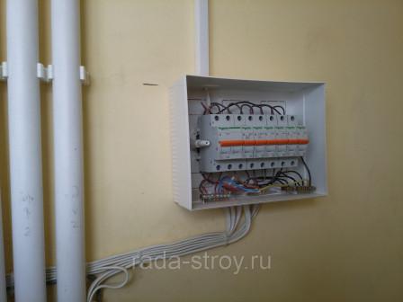 Электромонтаж, Услуга электрика, цены в Коломне