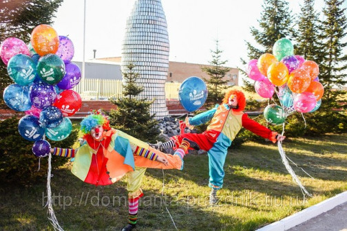 Костюм клоуна в Новосибирске
