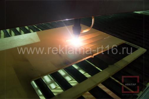 Лазерная резка 2х3 (фанера, акрил)