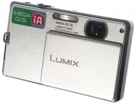 Ремонт фотоаппаратов Panasonic Lumix DMC FP1